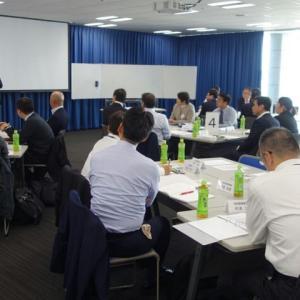「チームを動かすための管理職塾2019 (第8期)」の2回目の研修を11月14日に開催しました。