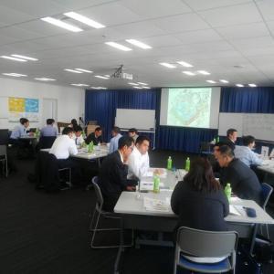 「チームを動かすための管理職塾」第3回研修(大阪中小企業投資育成株式会社主催)を12月12日(昨日)開催しました。
