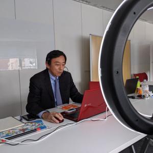 初めてのオンラインZOOM研修「スベらない商談力」を株式会社ノビテクさんで開催しました。