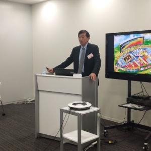 大樹生命本社にて「目指せ! 育成リーダー研修会」を12月2日に開催しました。