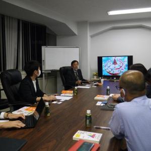 虎ノ門の弁護士事務所にて「スベらない商談力」研修を開催しました!