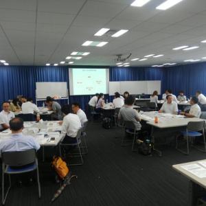 8月20日、昨日は『部下の心の窓を開くリーダーシップ』研修を大阪中小企業投資育成株式会社主催で開催しました。