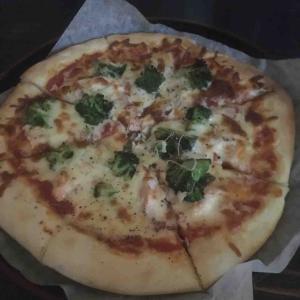 ジャパレスでピザ