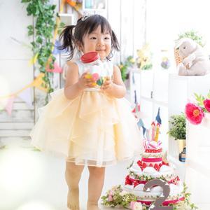 お誕生記念♪  むつ市・NCスタジオ青森@なりたカメラ写真館