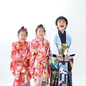 七五三記念♪  むつ市・NCスタジオ青森@なりたカメラ写真館