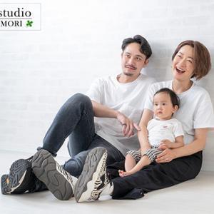 家族写真!ファミリーフォト!   むつ市・NCスタジオ青森@なりたカメラ写真館
