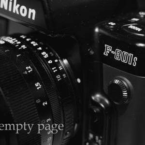 フィルムカメラNikonD801s買ったよの巻