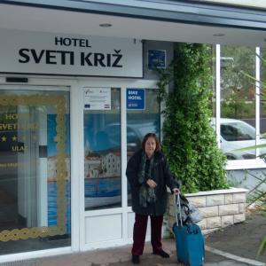 HOTEL SVETI KRIZ(ホテル スヴェティ・クリジュ)