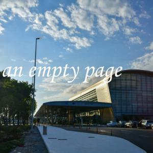 ドゥブロヴニク空港、そして帰国