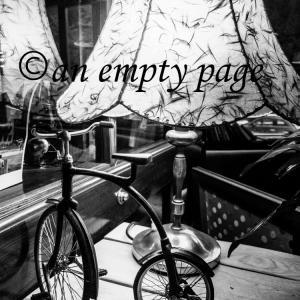 自転車の夢、断念