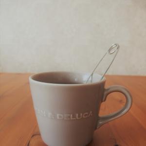 週末の朝のお茶