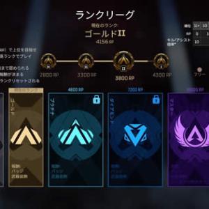 Apex Legends ランク上げのコツ 【ゴールドからプラチナへ】
