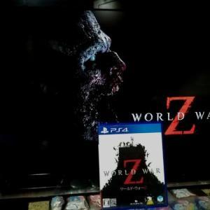 PS4ゲーム『WORLDWARZ(ワールド・ウォーZ)』クリアしました。(ちまちまとプレイしてレベル上げに楽しみを抱く人向け)