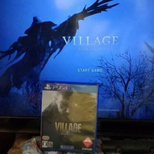 PS4ゲーム『バイオハザード ヴィレッジ』クリアしました。(最高難易度でクリアするのは相当苦難)
