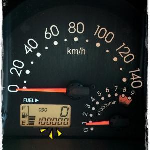 ゼットさん10万km超え