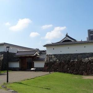 山梨県・甲府城(歴史公園・舞鶴城公園)に行って来ました。
