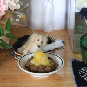大ちゃんが、食べていいよって  。.:*.゜☆(●´∀`●)ニコ.゜☆.。.:*.゜