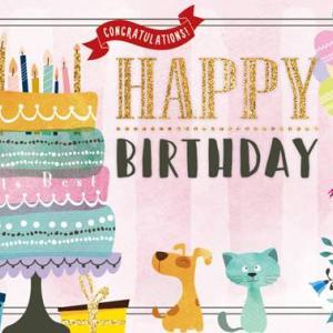 [ミ☆ HAPPY BIRTHDAY!メレ13歳 ☆彡]⌒ヾ(・ω-。)~♪