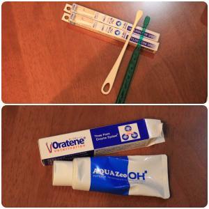 毎日歯磨きしようね 。.:*.゜☆(●´∀`●)ニコ.゜☆.。.:*.゜