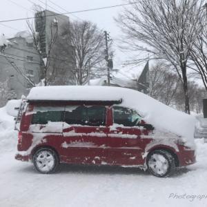 2019 大雪の苗場スキーと、道の駅『玉村宿』