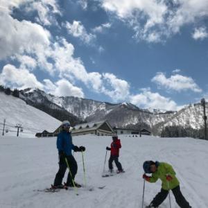 2019 スキー 神立高原はコブ練に最適