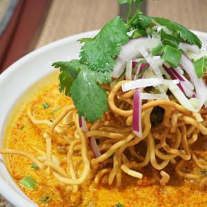 タイ料理が恋しくて……