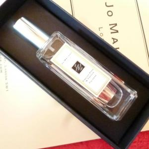 アロマヨガとお初の香水