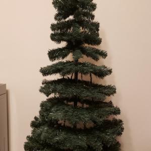 ズボラ女とクリスマスツリー2019