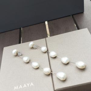 最近の散財【maaya pearls】