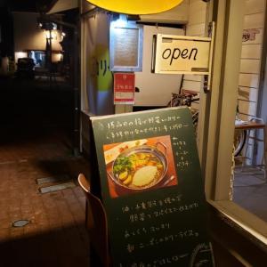 いつかのカレー④【Curry福満堂】