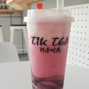 いつかのタピ活【Tik Tea&Tea time&Tapista】