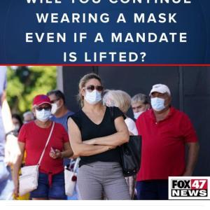 マスクの義務化がなくなってもマスクする?で炎上