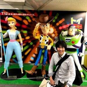 名鉄名古屋駅(改札内)で撮影してもらいました!の巻