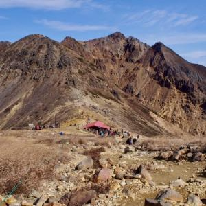 山のど素人が、三斗小屋温泉にテント泊してきたってお話し。