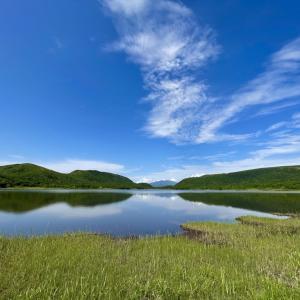 【ソロ登山】6月21日 強行突破で天国へ!雄国沼湿原