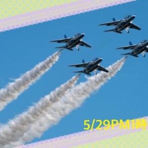 ブルーインパレス飛行 医療従事者への感謝・医師や看護師が歓喜