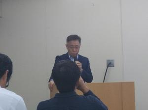 三浦さんセミナー参加