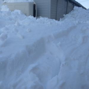 大雪で近隣クレームに
