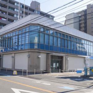 削減される支店・ATMコーナー
