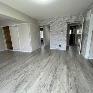 500番クロス活用の室内デザイン
