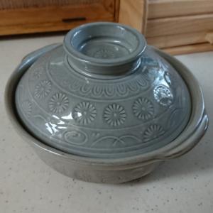 土鍋で炊いたご飯にハマる