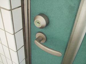 【開錠】 マンションの鍵の開錠 カギ開け
