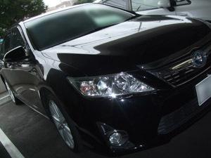 【宜野湾市】 トヨタ カムリ スマートキー復旧 (車の鍵 紛失)