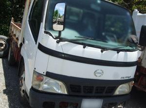 ヒノ デュトロ トラック 紛失鍵の作製