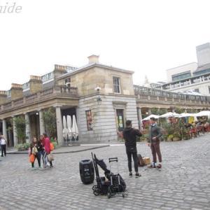 英国:ANAが遅延になって‥その3・ロンドンでちょっぴり気分転換