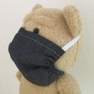 #手作りマスク 〜お耳が痛くならないサージカルタイプ〜