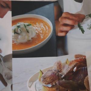 11月3日(日曜日)9日(土曜日)フランス料理の会。