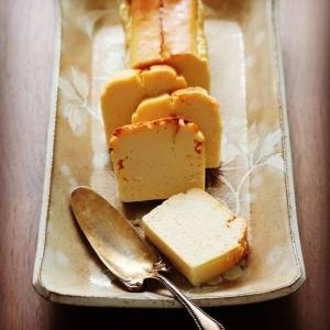 テリーヌ風チーズケーキ
