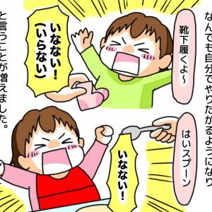 「いなない!(いらない)」