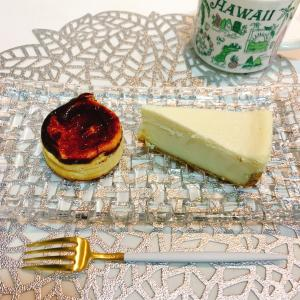 成城石井でチーズケーキ